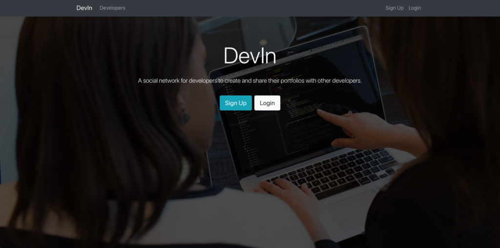 DevIn - Open Source Developer's Social Network